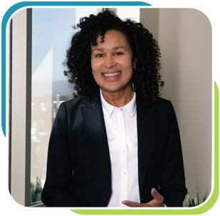"""Dr. Soroya Bacchus, board certified in Addiction Medicine and Psychiatry, believes """"dual diagnosis"""" is at the heart of substance use disorders"""